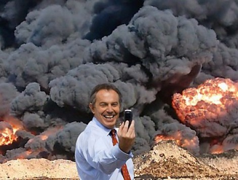 Blair-Iraq